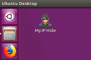 MyIPHide Icon