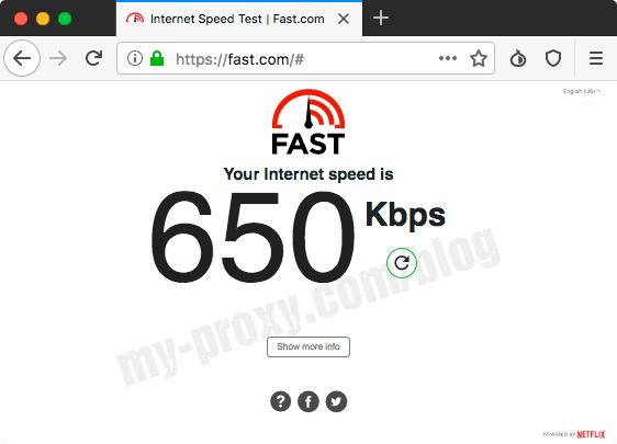 Tor Browser is slow
